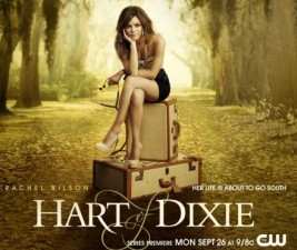 S lupou do historie: Hart of Dixie