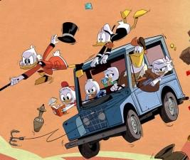 Seriálové osudy: Murdoch, DuckTales, Halcyon a další