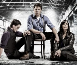 S lupou do historie: Torchwood