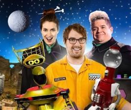 Novinka pod lupou: Mystery Science Theater 3000