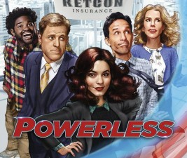 Seriálové osudy: Powerless