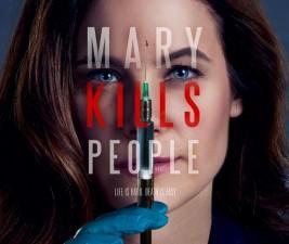 Seriálové osudy: Mary Kills People, Private Eyes