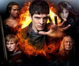 Comic-Con 2012: Merlin
