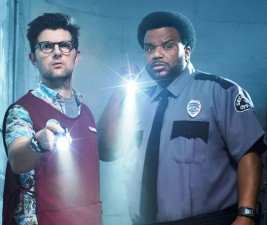 Comic-Con 2017: Ghosted