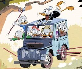 Novinka pod lupou: Ducktales