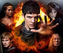 S lupou do historie: Merlin