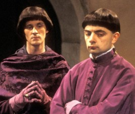S lupou do historie: Blackadder