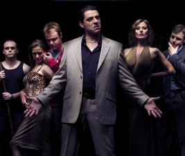 S lupou do historie: Underbelly