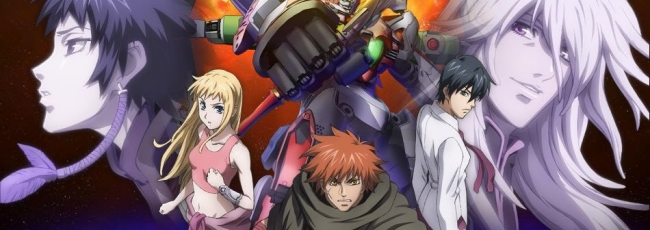 Genesis of Aquarion (Sōsei no Aquarion) — 1. série