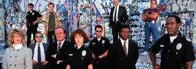 Cop Rock (Cop Rock) — 1. série