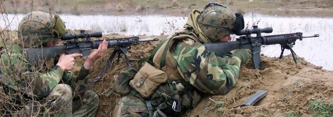 Modern Sniper (Modern Sniper) — 1. série