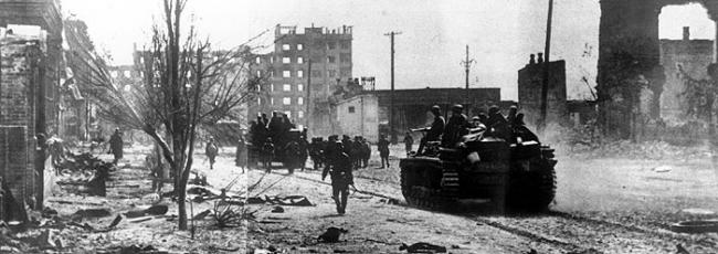 Sovětská bouře: 2. světová válka na východě (Velikaja vojna) — 1. série