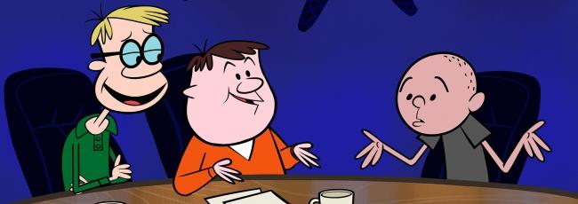 Show Rickyho Gervaise (Ricky Gervais Show, The) — 1. série