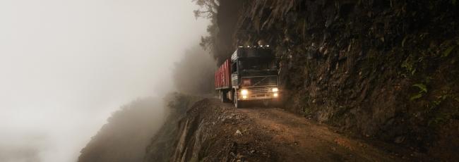Nejnebezpečnější cesty  (IRT: Deadliest Roads) — 2. série
