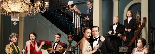 Vyšší a nižší společnost (Upstairs Downstairs) — 1. série