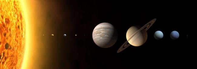 Zázraky sluneční soustavy (Wonders of the Solar System) — 1. série