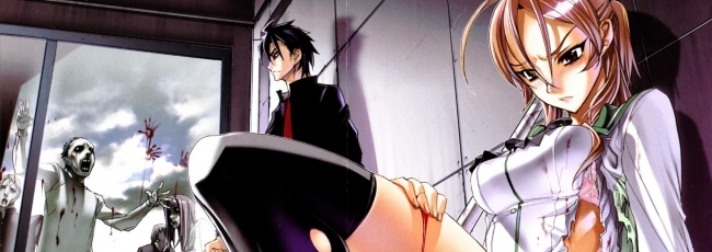 High School of the Dead (Gakuen Mokushiroku Haisukūru obu za Deddo) — 1. série