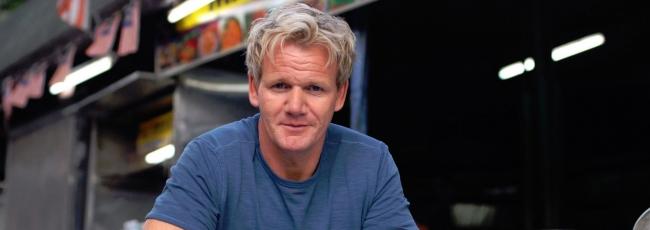I Gordon Ramsay se nechá poučit (Gordon's Great Escape) — 1. série