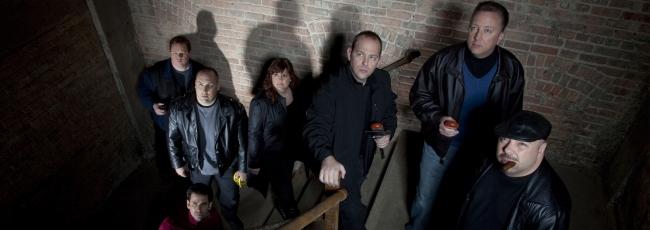 Paranormal Cops (Paranormal Cops) — 1. série