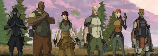 G.I. Joe: Renegades (G.I. Joe: Renegades) — 1. série