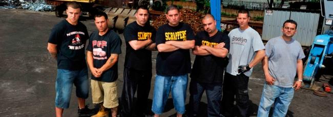 Frajeři ze šroťáku (Scrappers) — 1. série