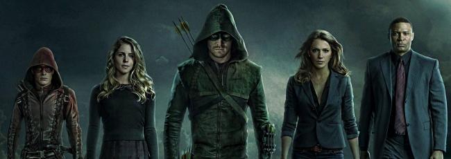 Arrow (Arrow) — 3. série