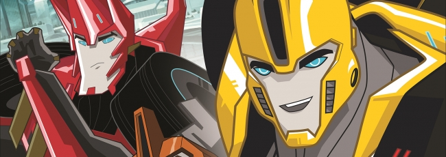 Transformers: Roboti v utajení (Transformers: Robots in Disguise) — 1. série
