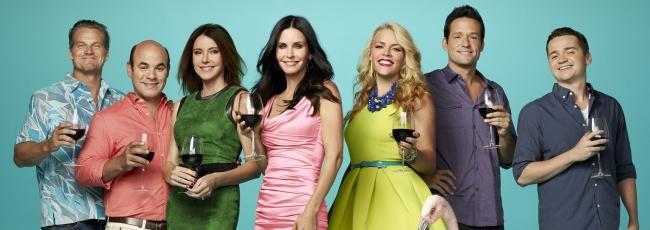 Město žen (Cougar Town) — 4. série