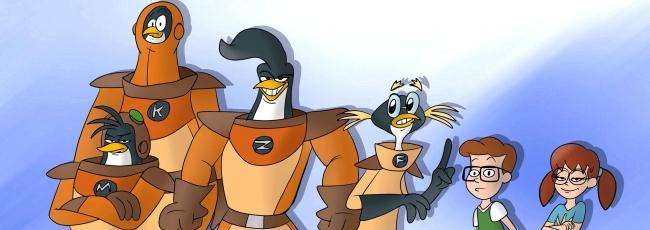 3-2-1 Tučňáci! (3-2-1 Penguins!)