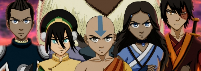 Avatar: Legenda o Aangovi (Avatar: The Last Airbender)