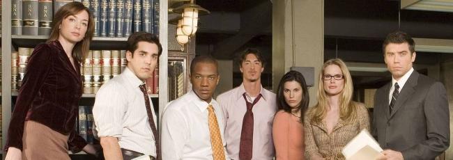 Usvědčeni (Conviction (2006)) — 1. série