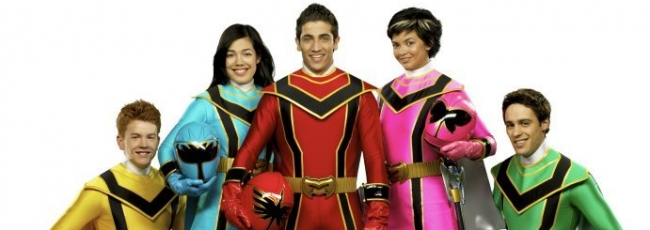 Power Rangers Mystic Force (Power Rangers Mystic Force) — 1. série