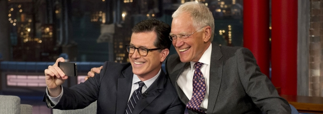 Late Show with David Letterman (Late Show with David Letterman)