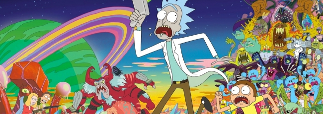 Rick and Morty (Rick and Morty) — 1. série