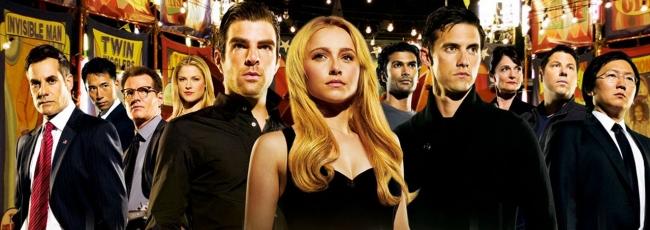 Hrdinové (Heroes) — 4. série