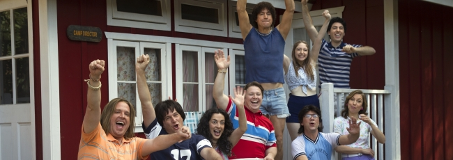 Wet Hot American Summer (Wet Hot American Summer) — 1. série