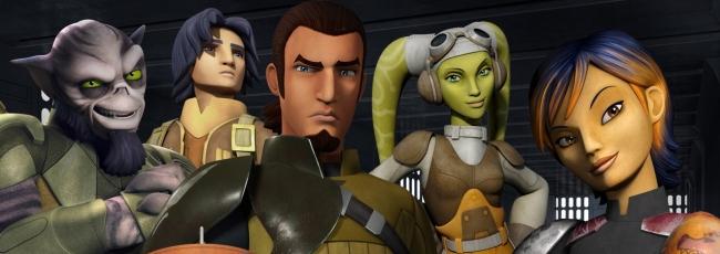 Star Wars: Povstalci (Star Wars Rebels) — 1. série