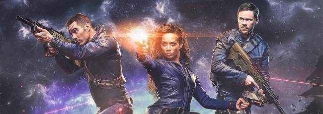 Killjoys: Vesmírní lovci (Killjoys) — 1. série
