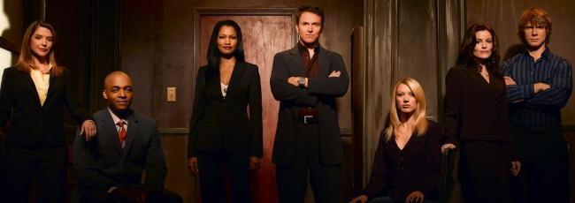 Agentura bez rizika (Eyes) — 1. série