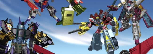 Transformers: Cybertron (Transformers: Cybertron) — 1. série