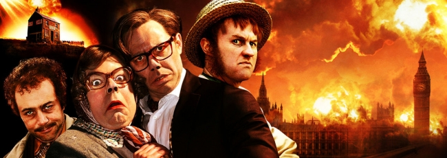 Liga gentlemanů (League of Gentlemen, The)