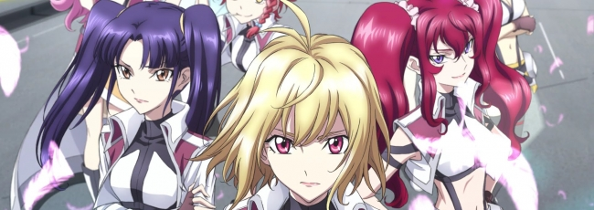 Cross Ange: Tenshi to Ryuu no Rondo (Cross Ange: Tenshi to Ryuu no Rondo) — 1. série