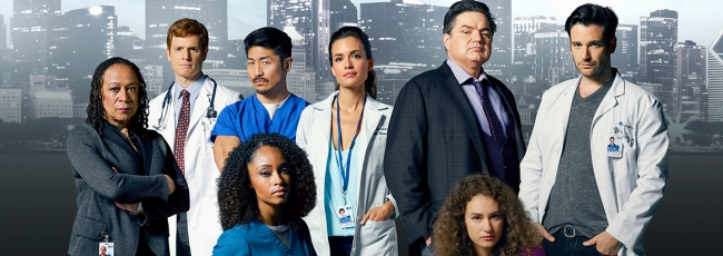 Chicago Med (Chicago Med) — 1. série