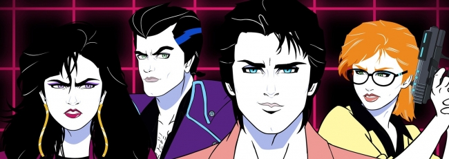 Moonbeam City (Moonbeam City) — 1. série