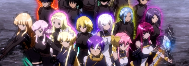 Seiken Tsukai no World Break (Seiken Tsukai no World Break) — 1. série