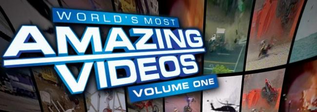 Nejúžasnější videa světa (World´s Most Amazing Videos) — 1. série