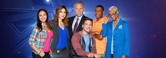 The Inspectors (Inspectors, The) — 1. série