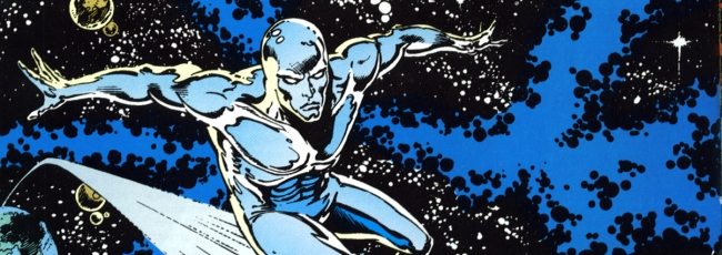 Silver Surfer (Silver Surfer)