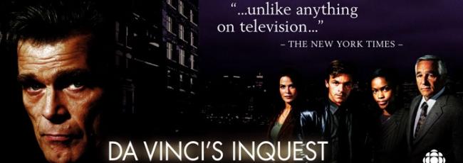 Da Vinciho případy (Da Vinci's Inquest)