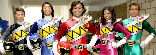 Power Rangers Dino Charge (Power Rangers Dino Charge) — 1. série